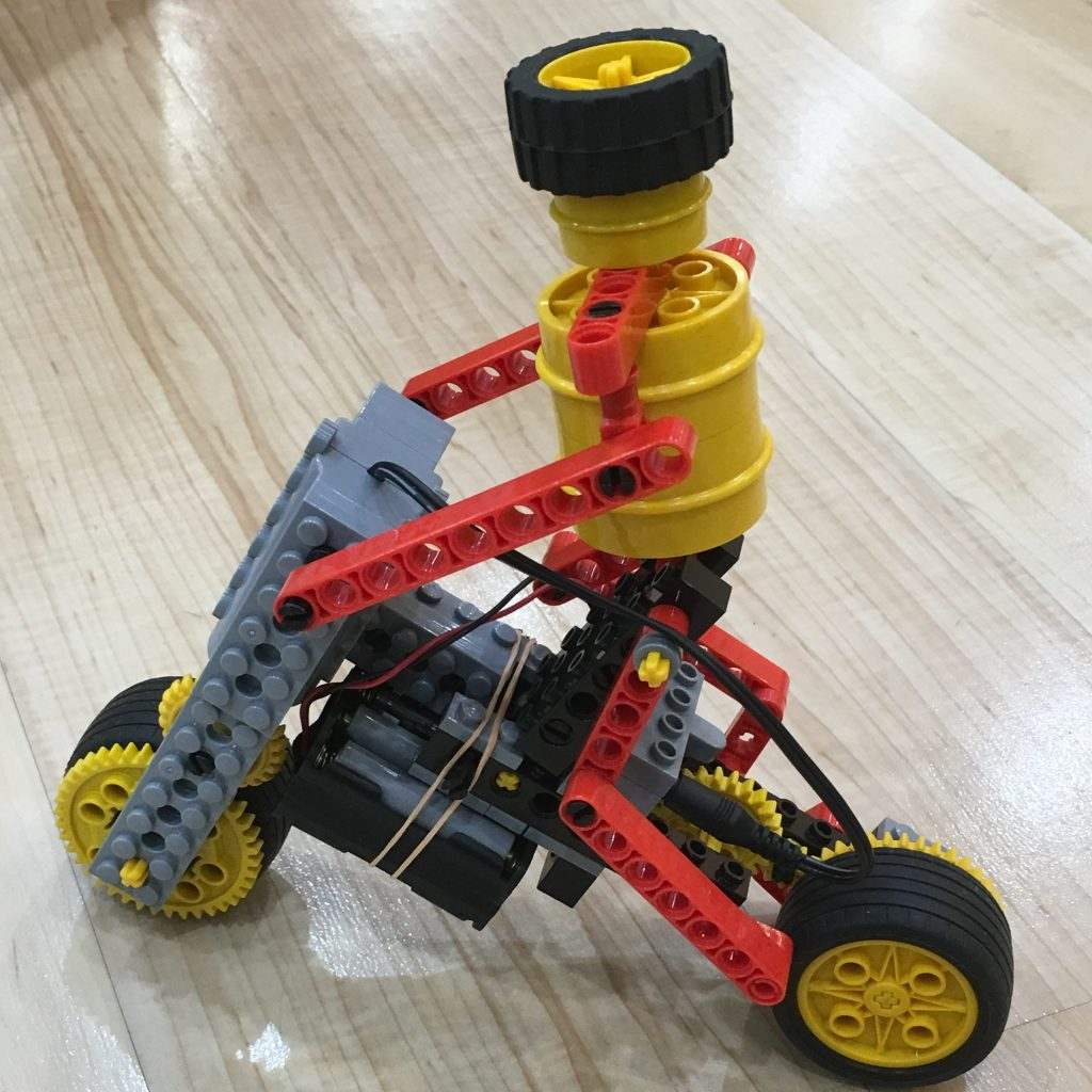 君もロボットを作ってみよう!