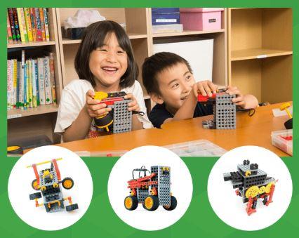 「PCマテリアル」ロボット教室体験会