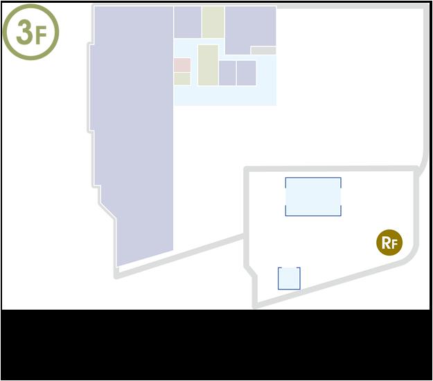 アクロスモール三国歯科の店舗位置